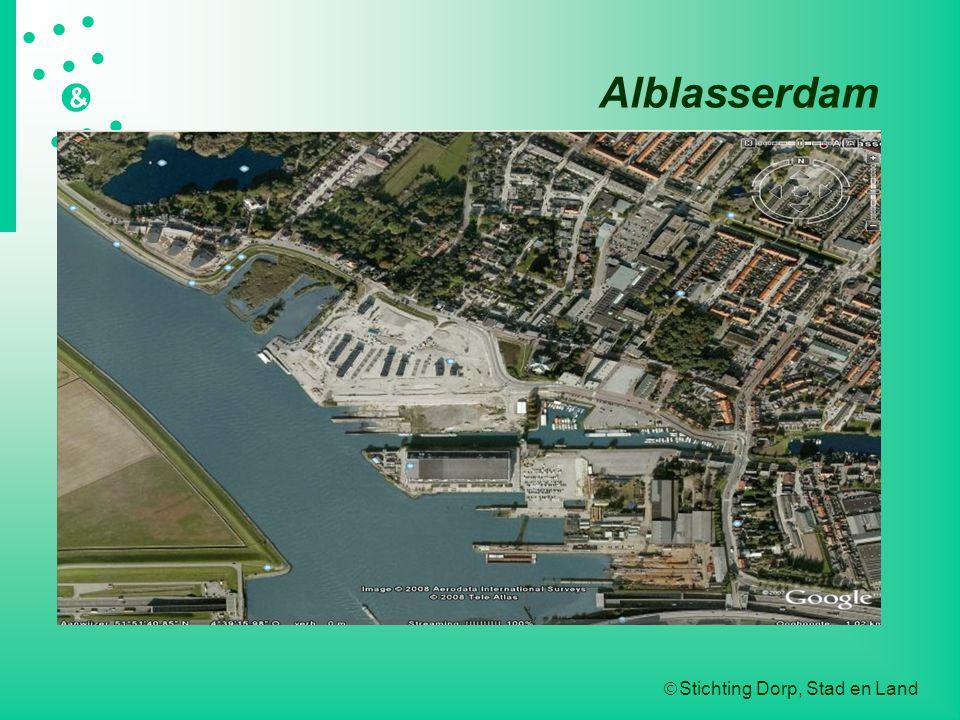  Stichting Dorp, Stad en Land   &  Alblasserdam