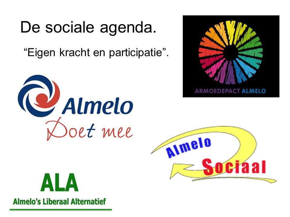 De sociale agenda. Eigen kracht en participatie .