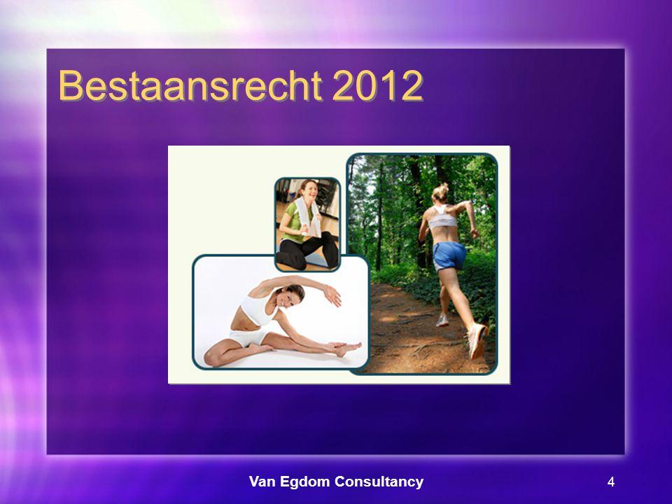 Van Egdom Consultancy 5 Bestaansrecht 2012