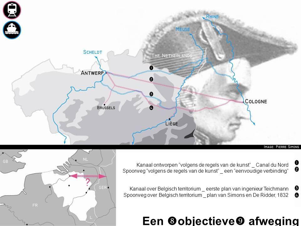 """Kanaal ontworpen """"volgens de regels van de kunst"""" _ Canal du Nord Spoorweg """"volgens de regels van de kunst"""" _ een """"eenvoudige verbinding"""" Kanaal over"""