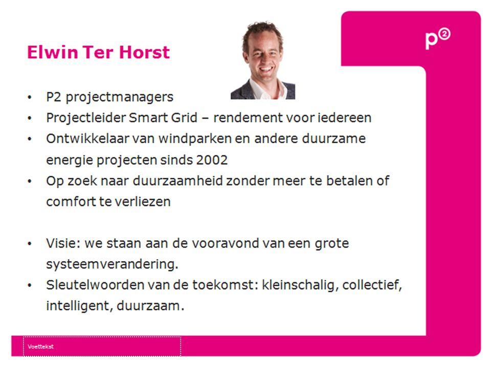 Het project 'Smart Grid: rendement voor iedereen' ontwikkelt en test opschaalbare, door gebruikers gedragen dienstenconcepten rond elektriciteitsnetten van de toekomst.