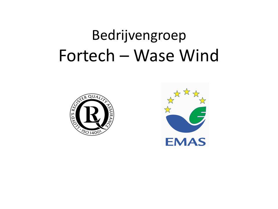 Bedrijvengroep Fortech – Wase Wind