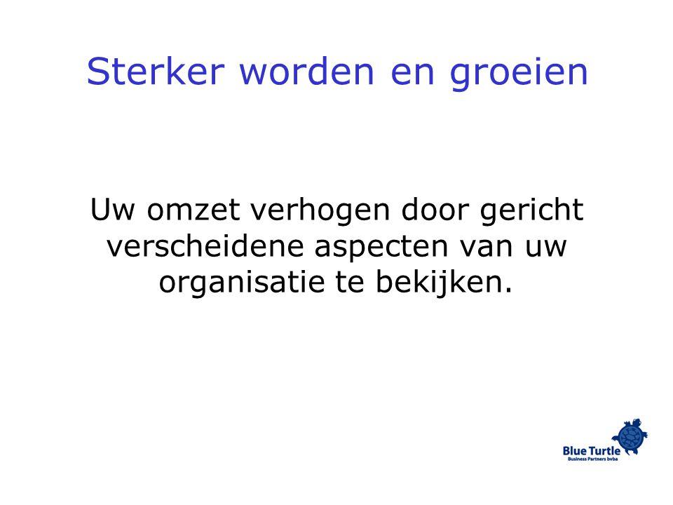Strategie Wij zijn een team van marketingspecialisten, economisten, juristen en communicatie-mensen.