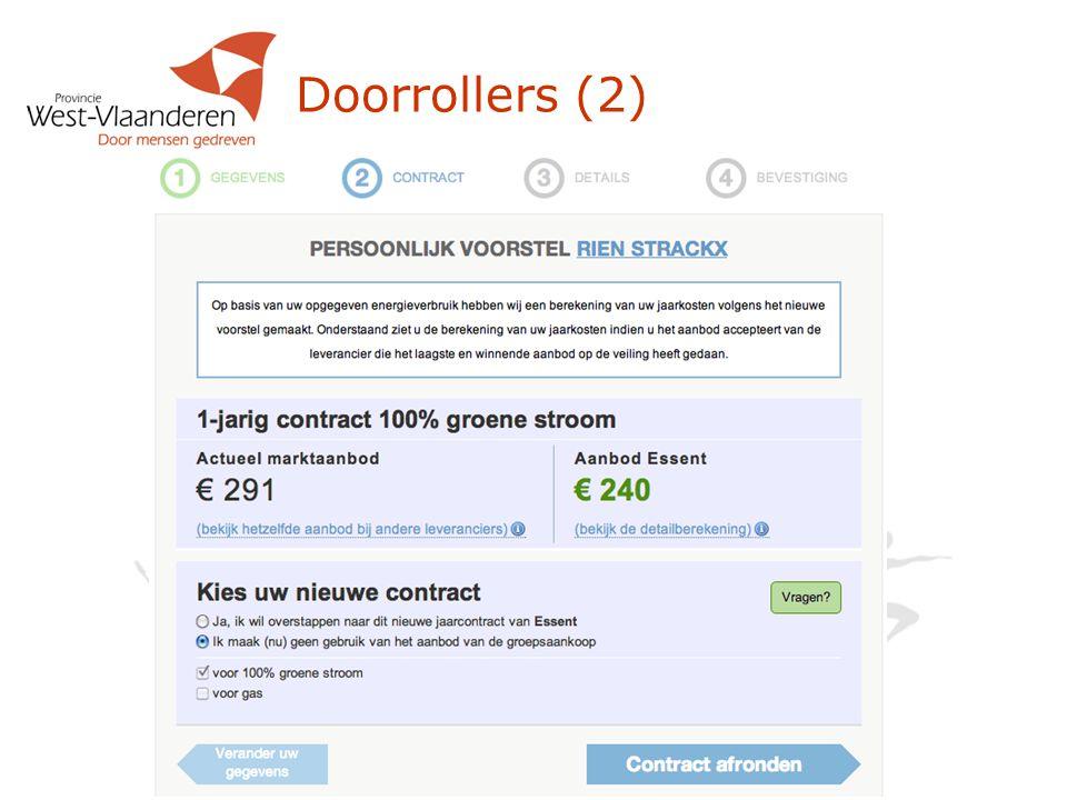 Doorrollers (2)