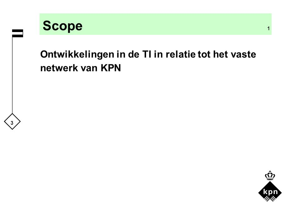14 ISDN overlay netwerk 3.3.1 NRC VKC ISDN NRC RSM NRC VKC NRC RSM Methode 1Methode 2