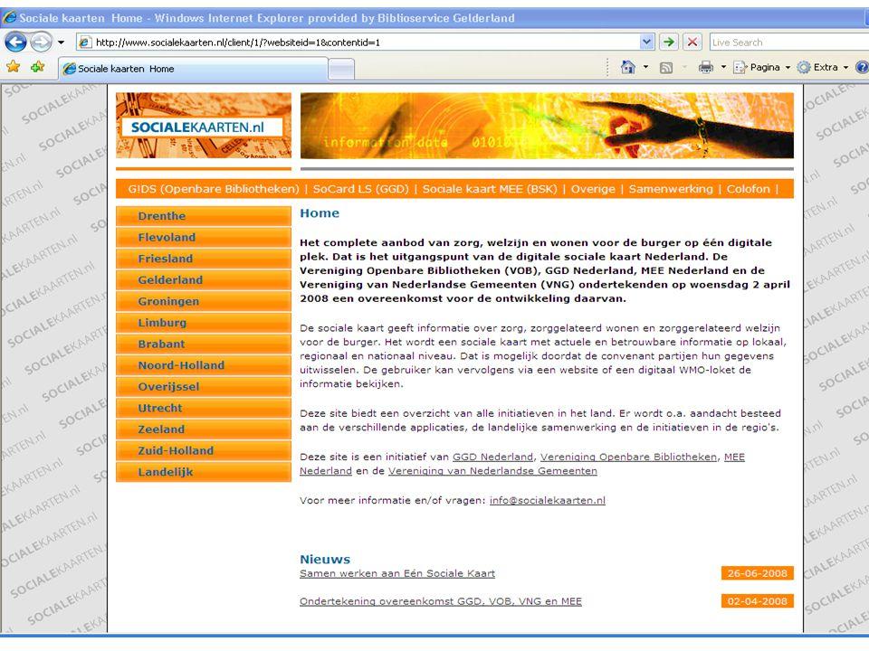 En verder…  G!DS-pagina's op de VOB website: http://www.debibliotheken.nl/gids http://www.debibliotheken.nl/gids  G!DS-folders (bibliotheken, gemeenten, organisaties)  Nieuwsbrief G!DS  Nieuwsbrief voor de Toekomst (uitgave van de VOB)  Moodle: http://gids2-moodle.bngron.nlhttp://gids2-moodle.bngron.nl  G!DS2 wiki voor webontwikkelaars: https://www.gids2.nl/wikihttps://www.gids2.nl/wiki Bijeenkomst G!DS accountmanagers Arnhem, 19 november 2009