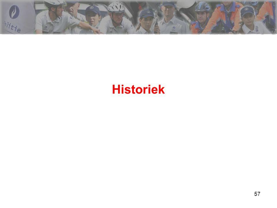 57 Historiek