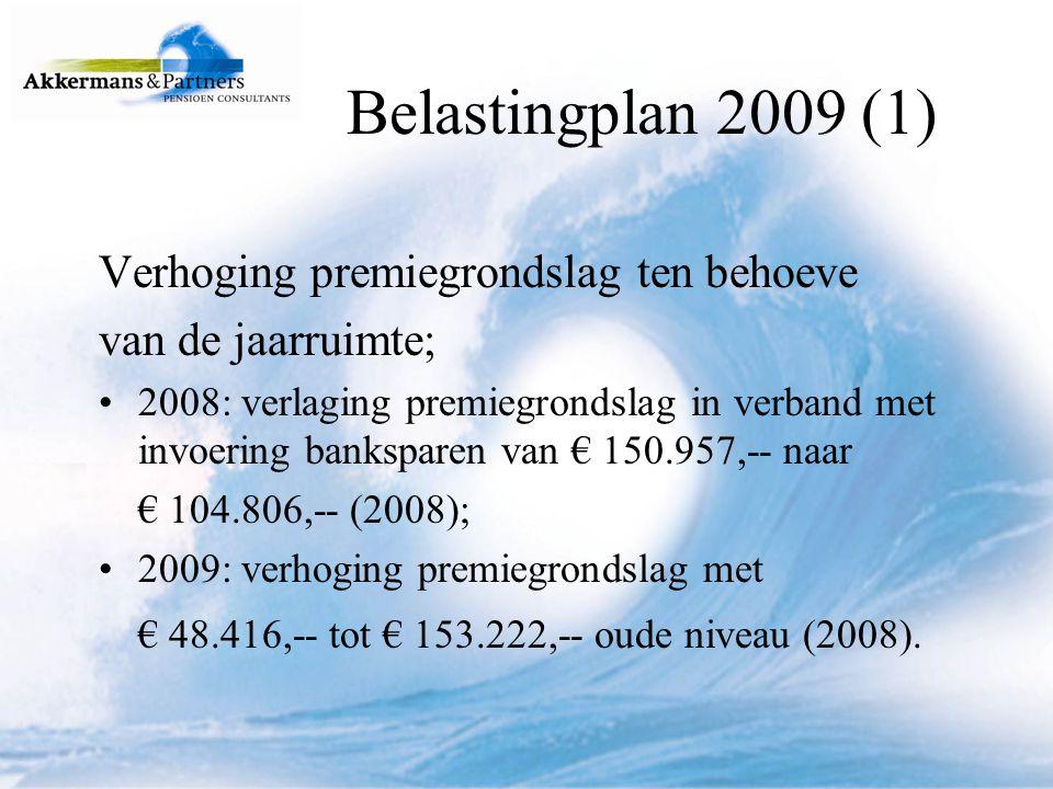 Afkoop kleine lijfrenten (huidige situatie): verzekerde lijfrenten niet afkoopbaar; bancaire lijfrente aansluiting bij PW.