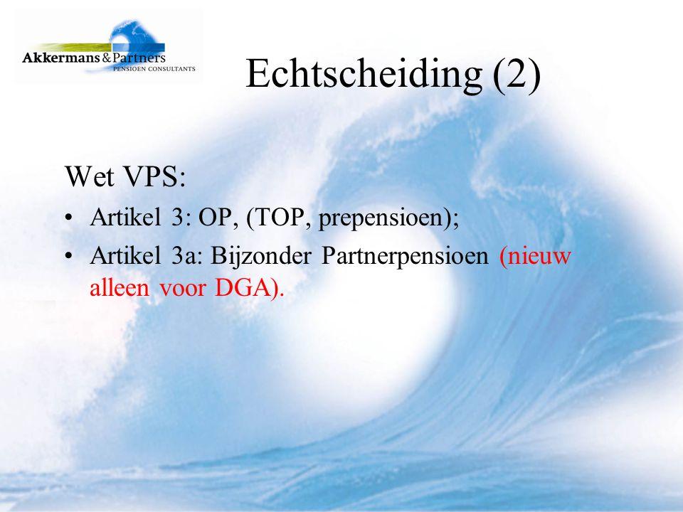Bijzonder PP Pensioenwet Art 1: omschrijving partner Art.