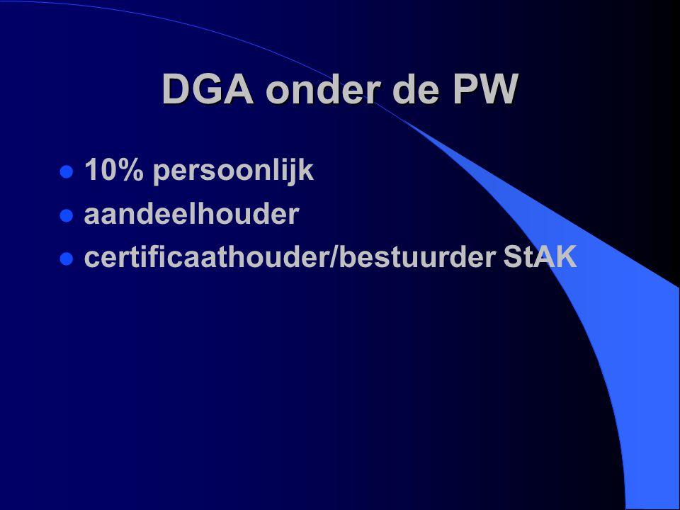 Positie nieuwe uitvoerder l ontvangen is ontvangen: geen winst –ook als het geen echt DPL is l verweer Belastingsdienst: art.
