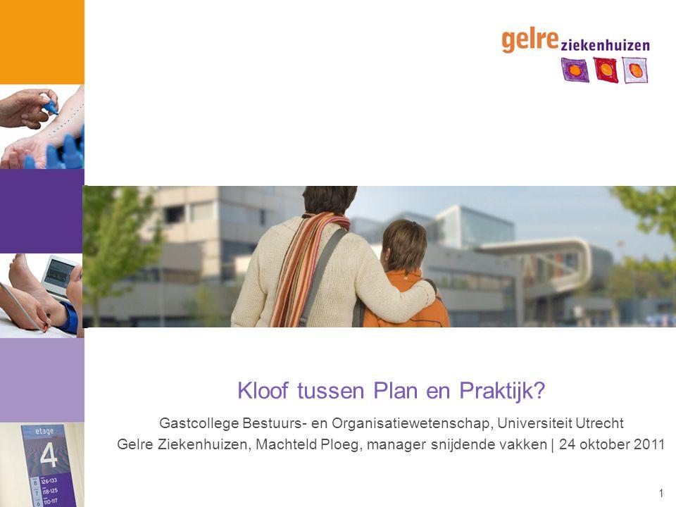 12 Demografische analyse Aantal 65+-ers per gemeente Bron: CBS Stattline 2010 Oost Nederland vergrijst.