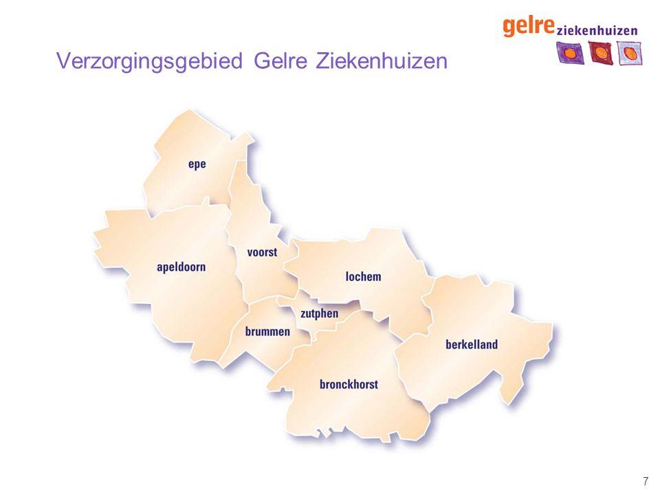 7 Verzorgingsgebied Gelre Ziekenhuizen