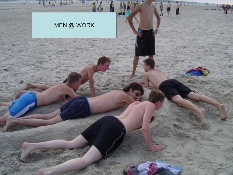 MEN @ WORK