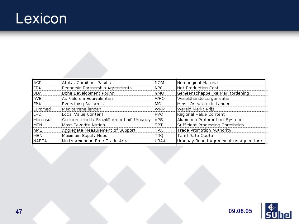 09.06.05 47 Lexicon