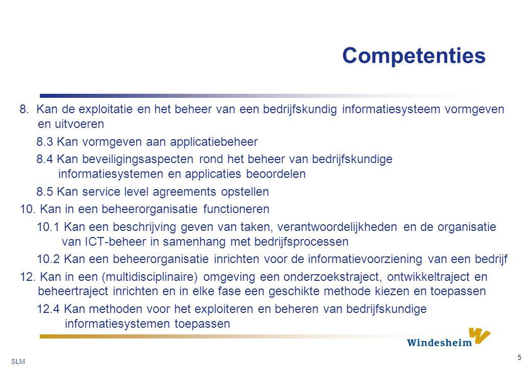 SLM 5 Competenties 8.