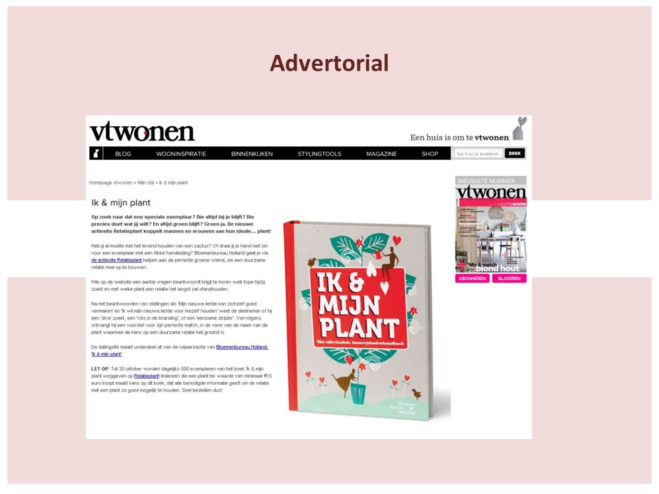 Advertorial