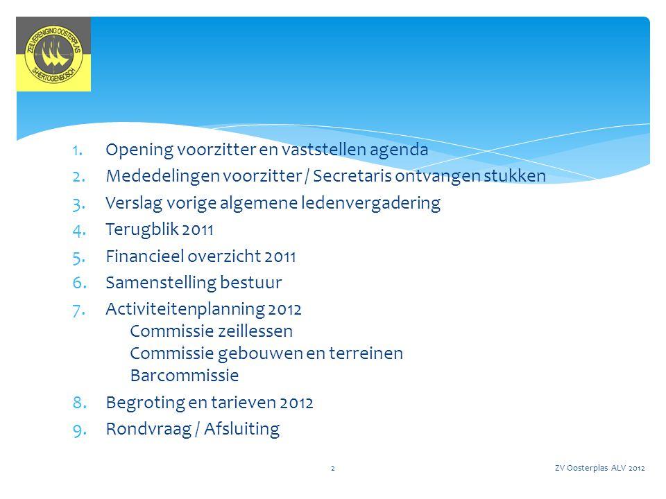 3 5. Financieel overzicht 2011