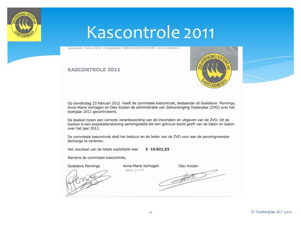  Ruud Welmers: Voorzitter 2007 – 2012  Marie-Louise Verhaak: Secretaris 2007 – 2011 Ruud en Marie-Louise: Bedankt!