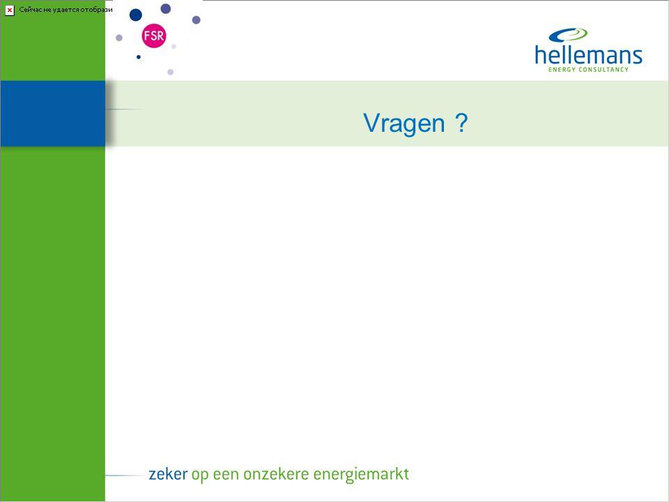 Vragen ? Benjamin Bolman Tel: 030-7670127 E-mail: bolman@hellemansconsultancy.nl