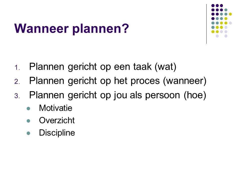 Getting things done stap 5: Doen.