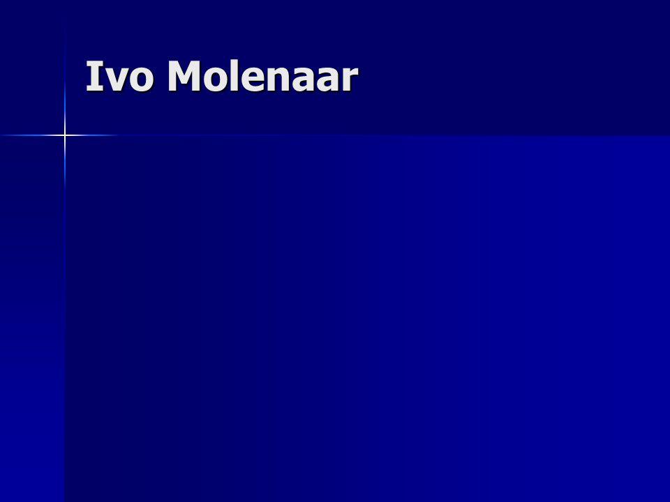 Ivo Molenaar