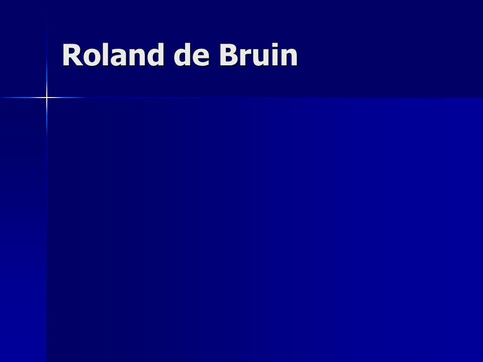 Roland de Bruin