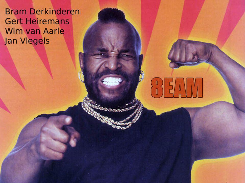 Bram Derkinderen Gert Heiremans Wim van Aarle Jan Vlegels Creators: