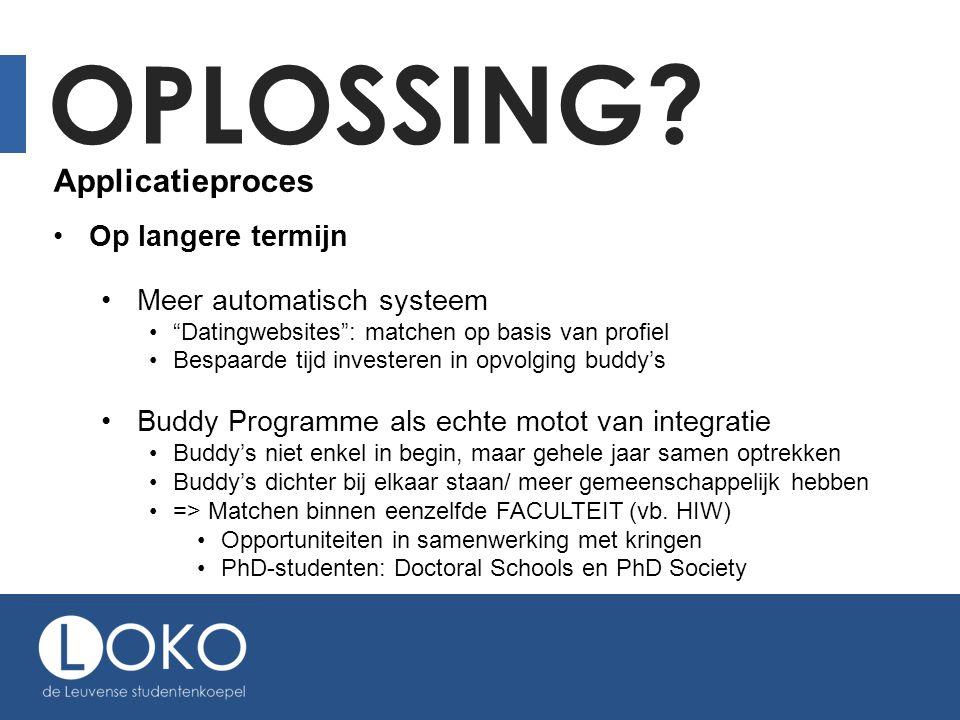 OPLOSSING.