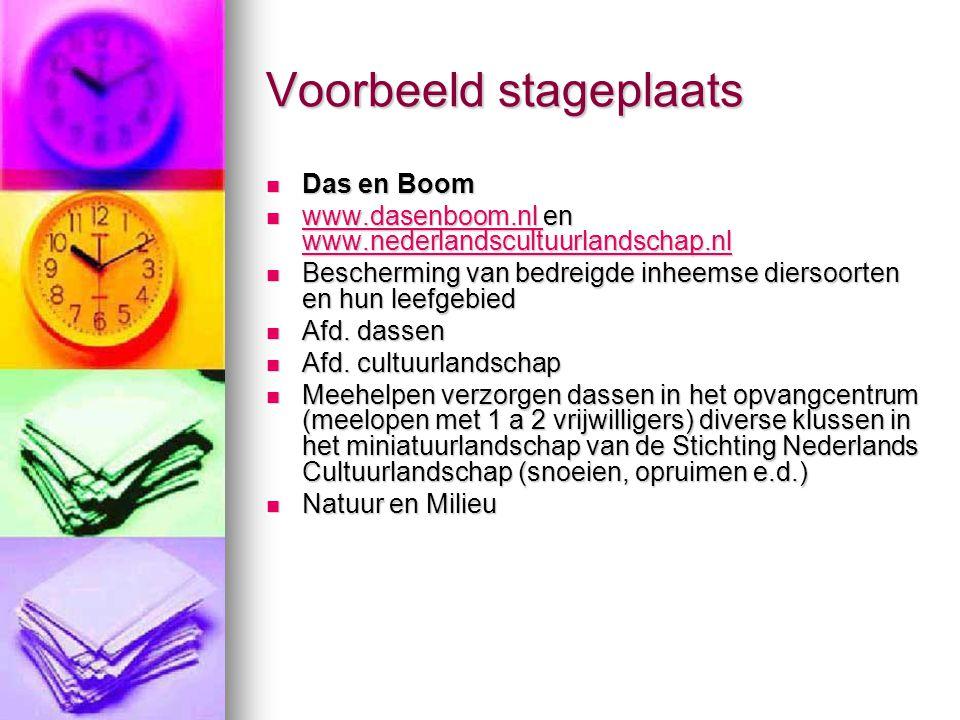 Das en Boom Das en Boom www.dasenboom.nl en www.nederlandscultuurlandschap.nl www.dasenboom.nl en www.nederlandscultuurlandschap.nl www.dasenboom.nl w