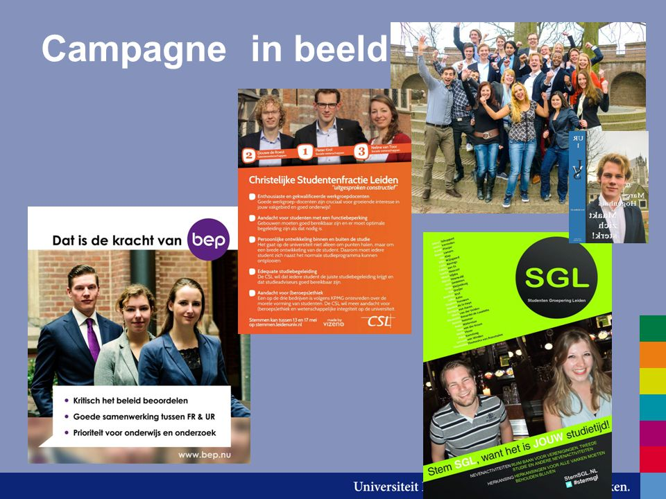 Campagne in beeld