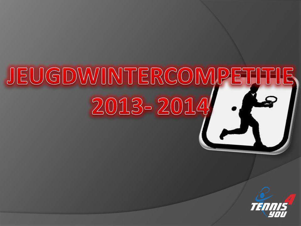 SLOTTOERNOOI  15 Maart sluiten we de jeugd wintercompetitie af met een slottoernooi.