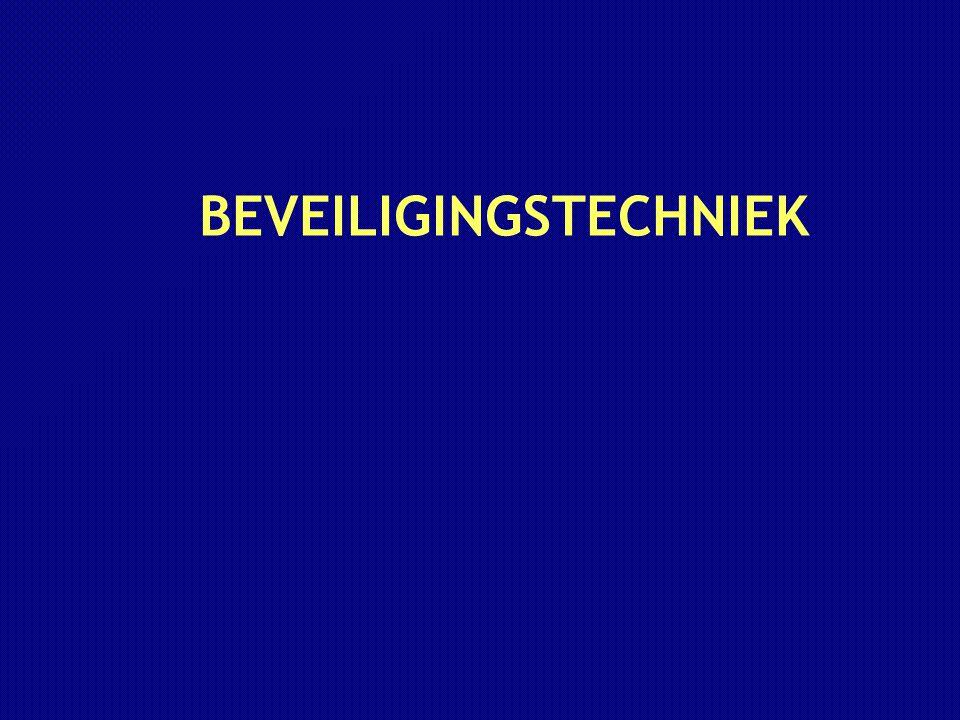BEVEILIGINGSTECHNIEK