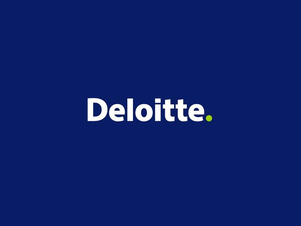 © 2006 Deloitte 25