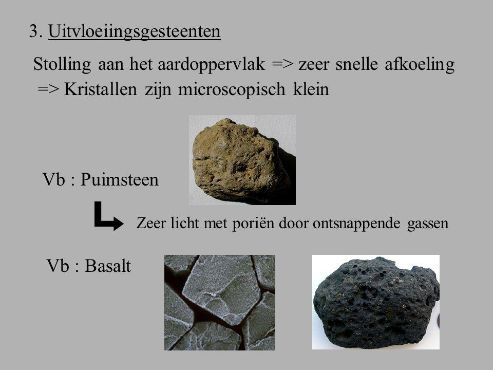 Amorf of glazig gesteente (obsidiaan)