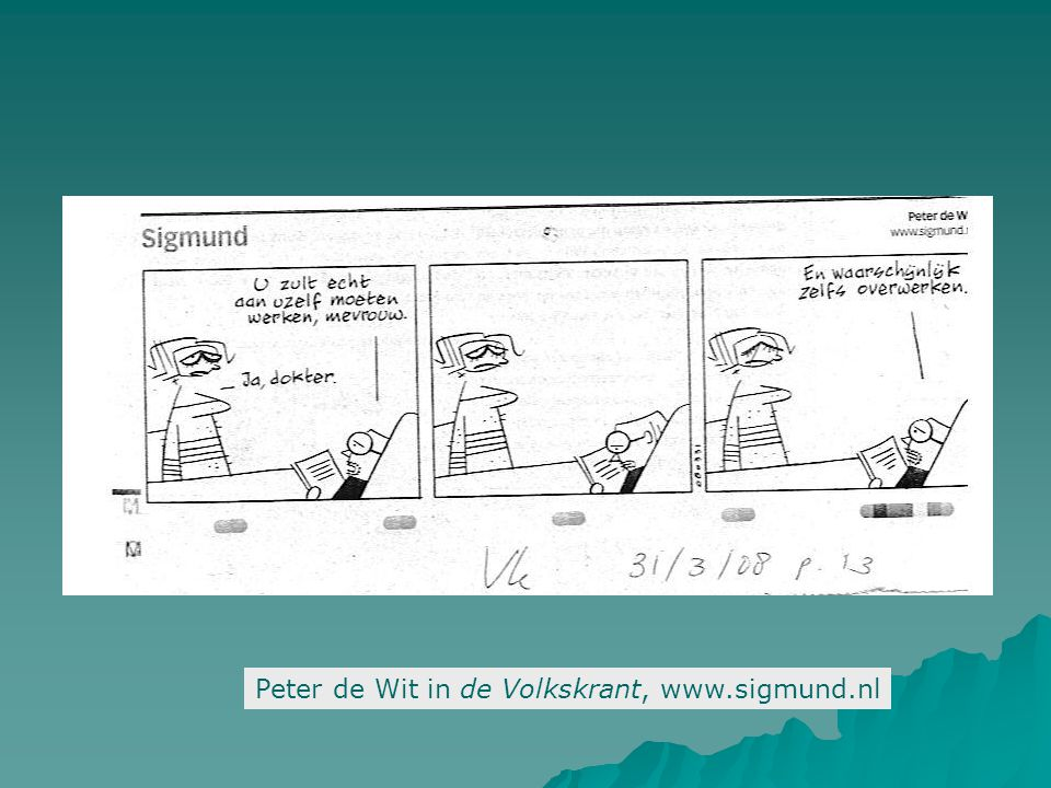 Peter de Wit in de Volkskrant,