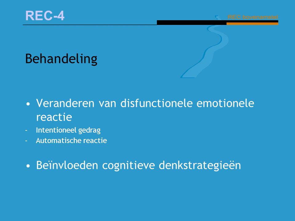 REC-4 Behandelsetting Sociale competentiemodel Equip Glen Mills Youturn (www.heyacker.nl)