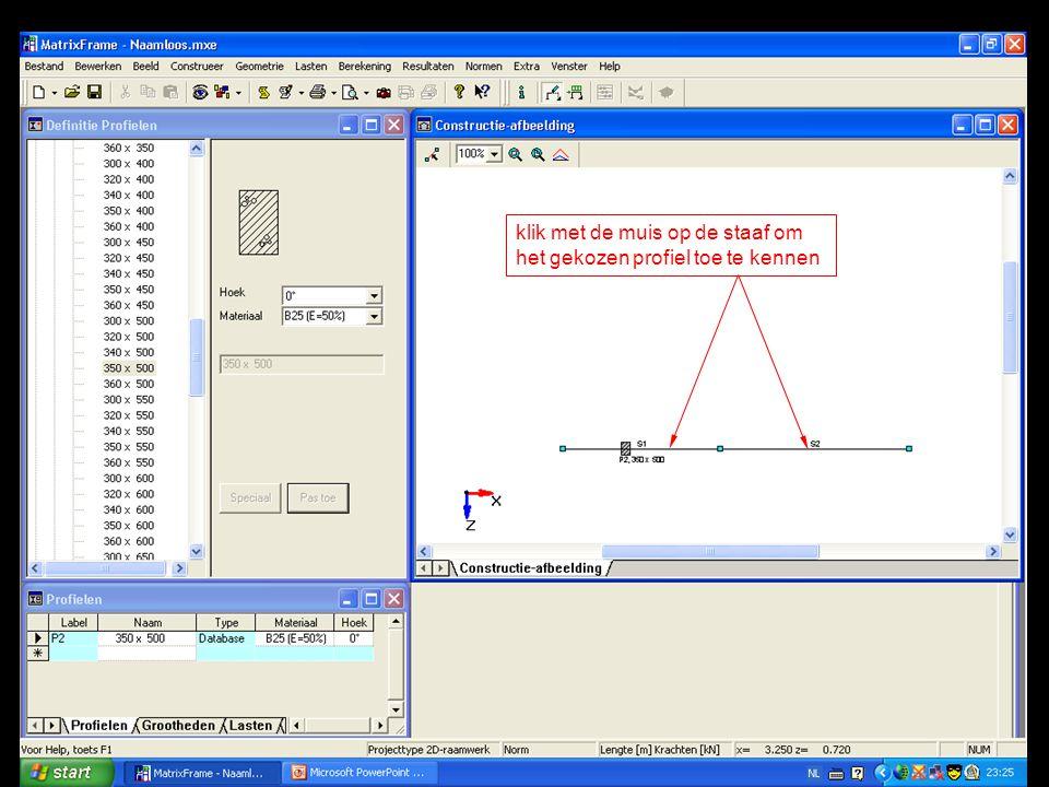 oplegracties grafisch en nummeriek voor U.(G.T.) C(ombinatie) 1