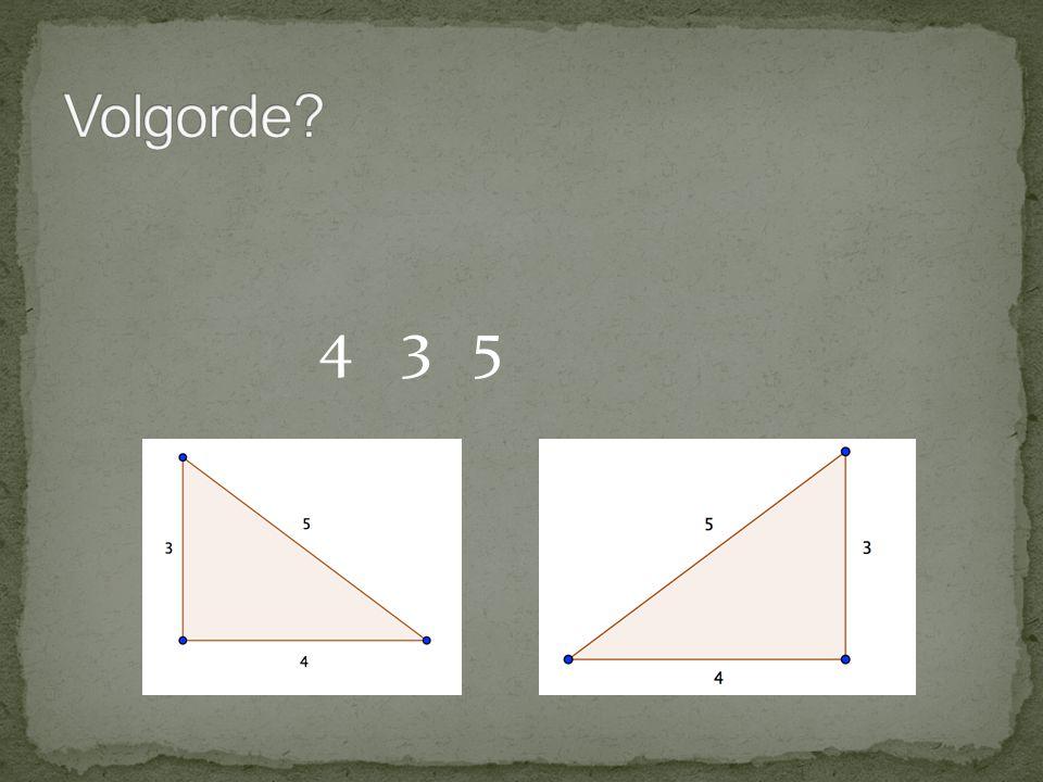 Is PD want … Het kwadraat van een oneven getal is een 4v+1 stel p oneven