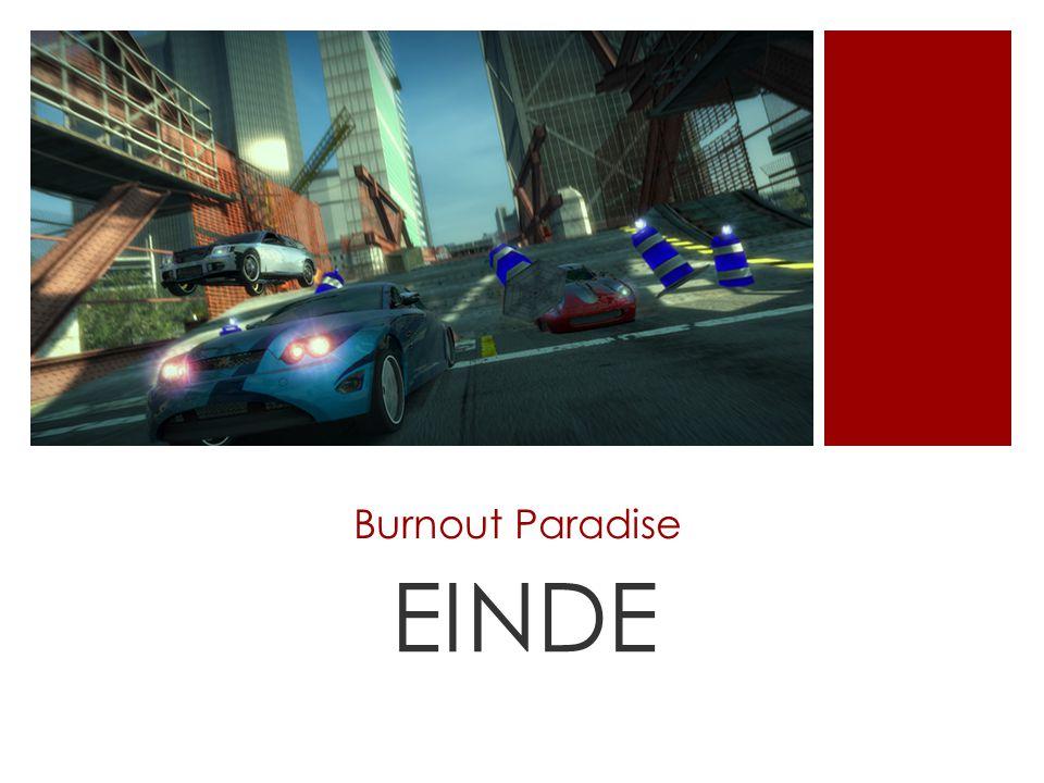 Burnout Paradise EINDE