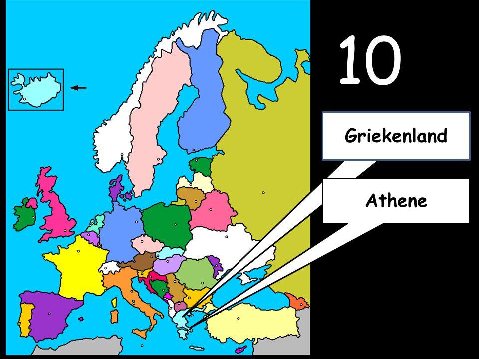 10 Athene Griekenland