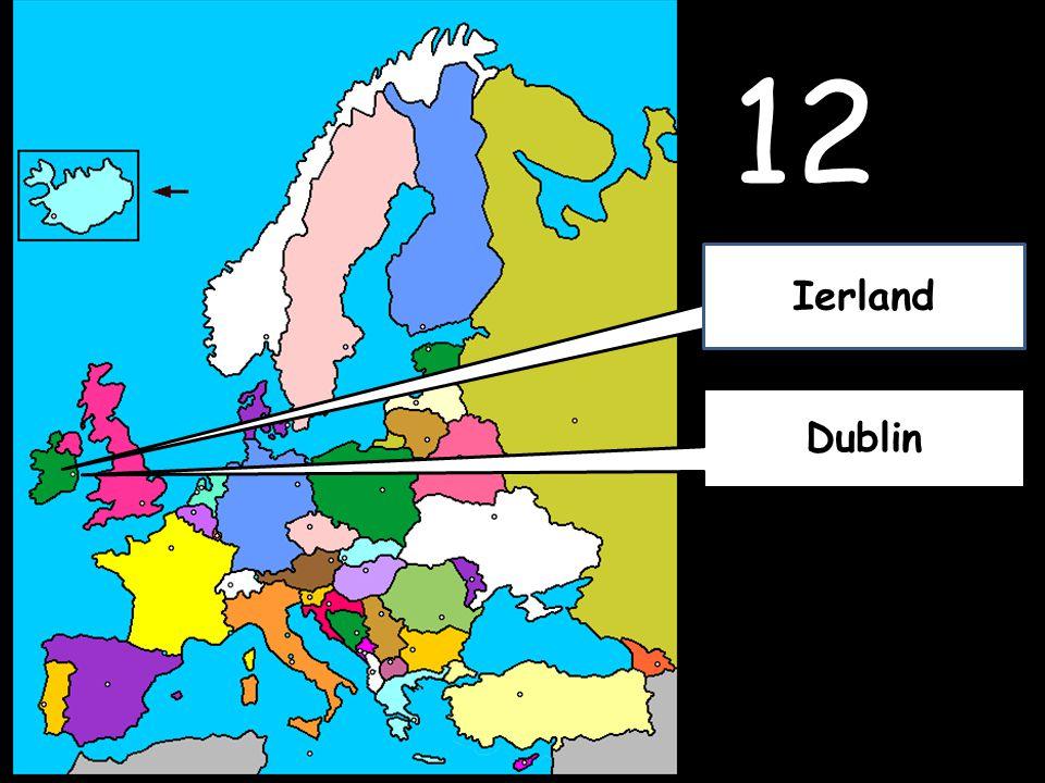 12 Dublin Ierland