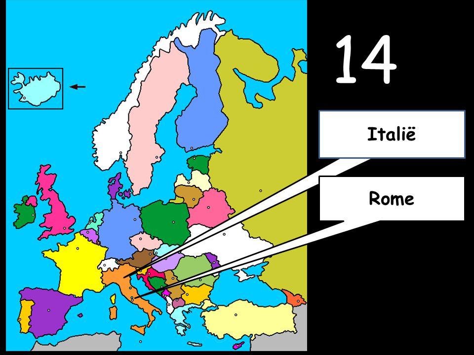 14 Rome Italië