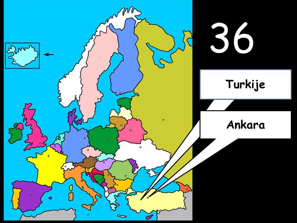 36 Ankara Turkije