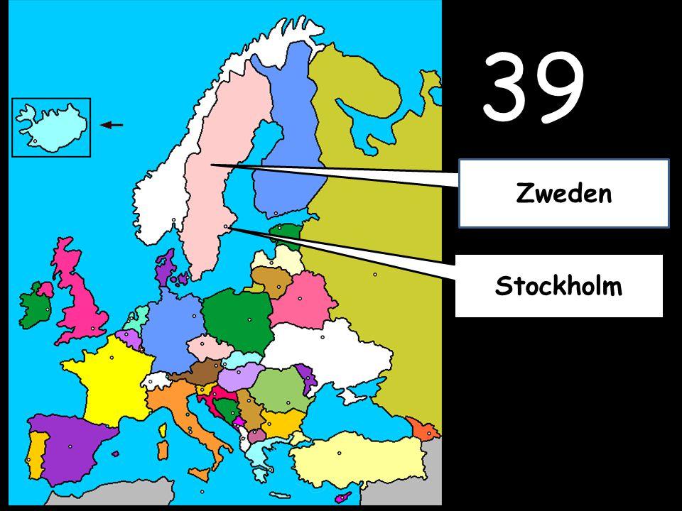 39 Stockholm Zweden