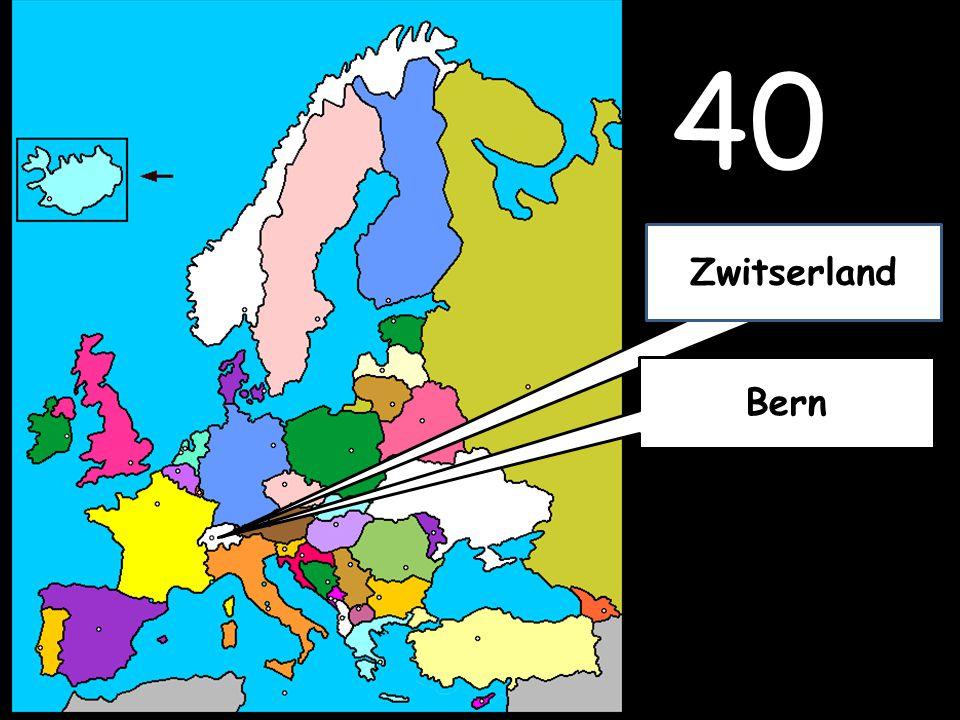 40 Bern Zwitserland
