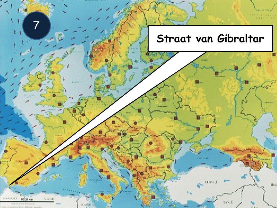 Straat van Gibraltar 7