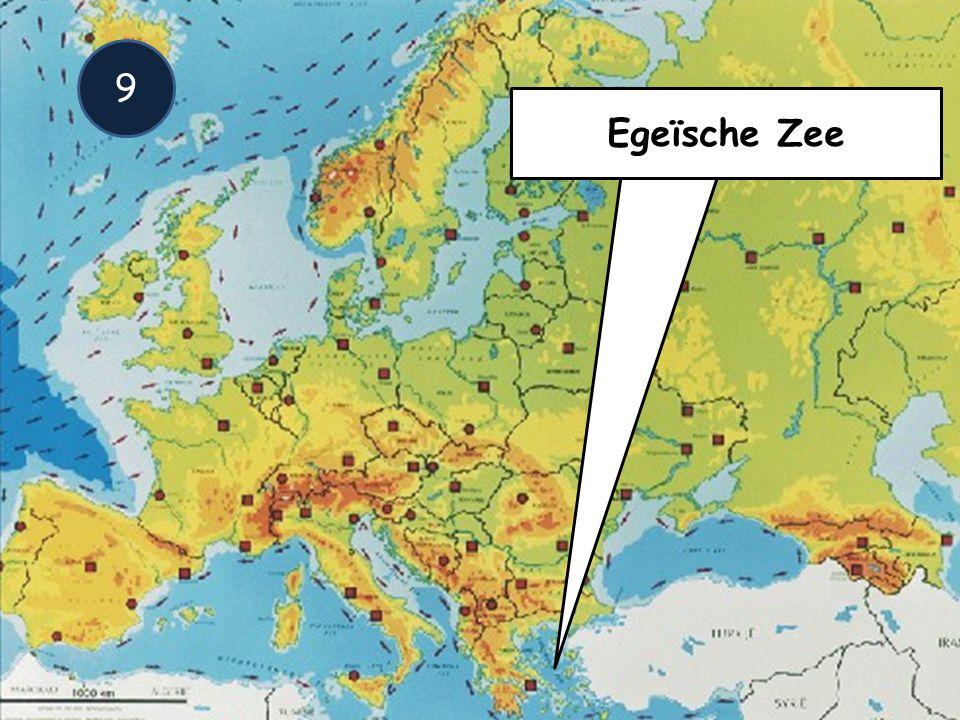 Egeïsche Zee 9