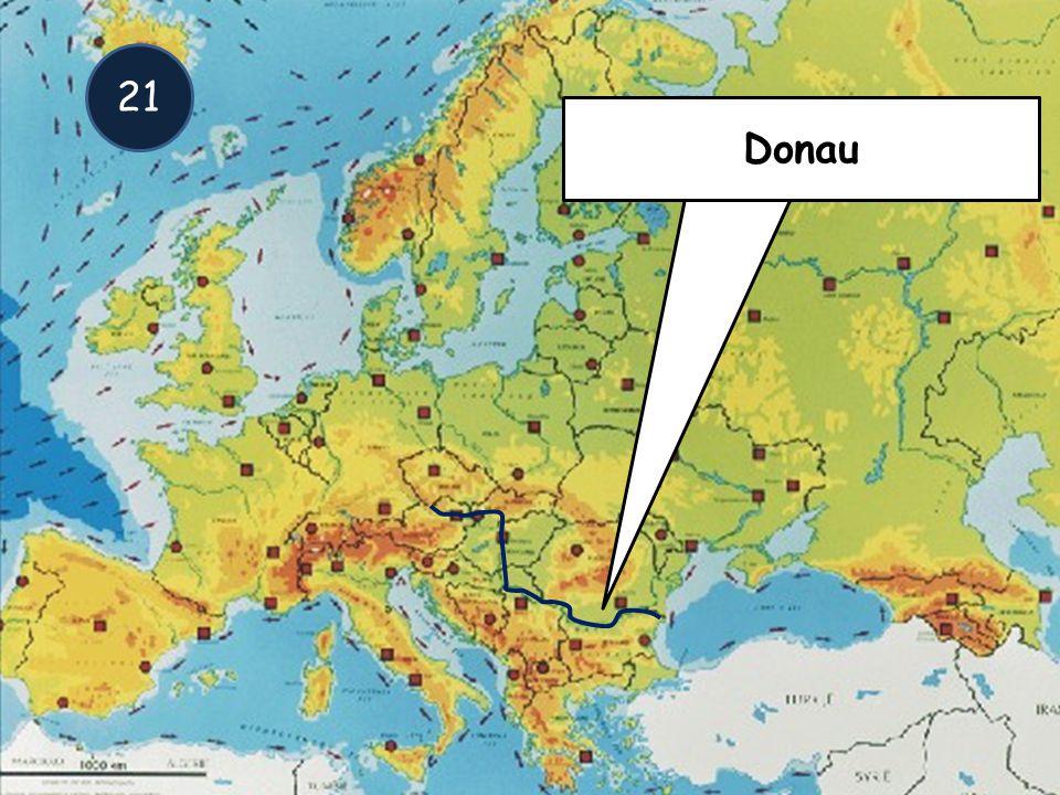 Donau 21 Donau