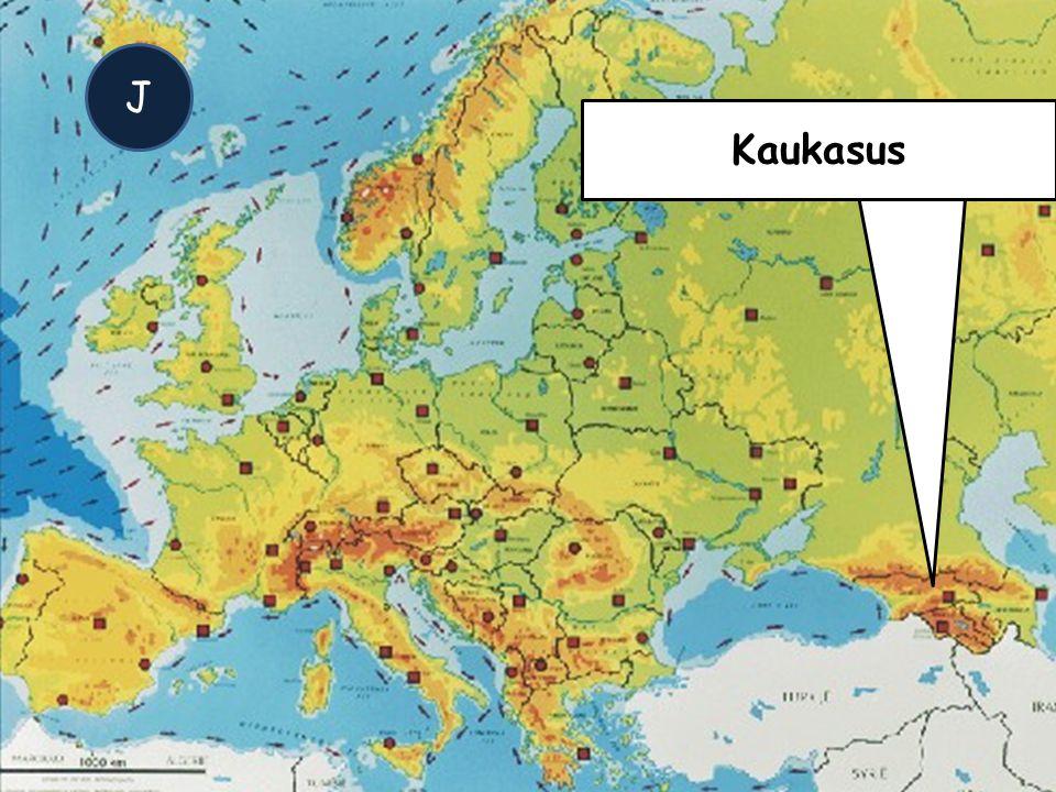 J Kaukasus