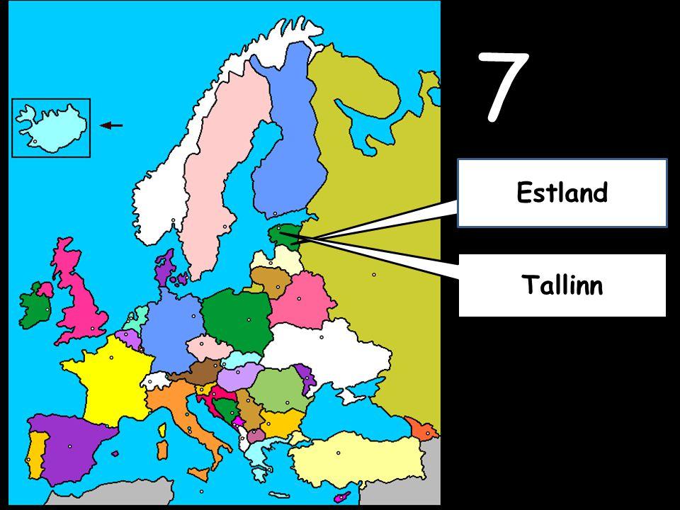 7 Tallinn Estland
